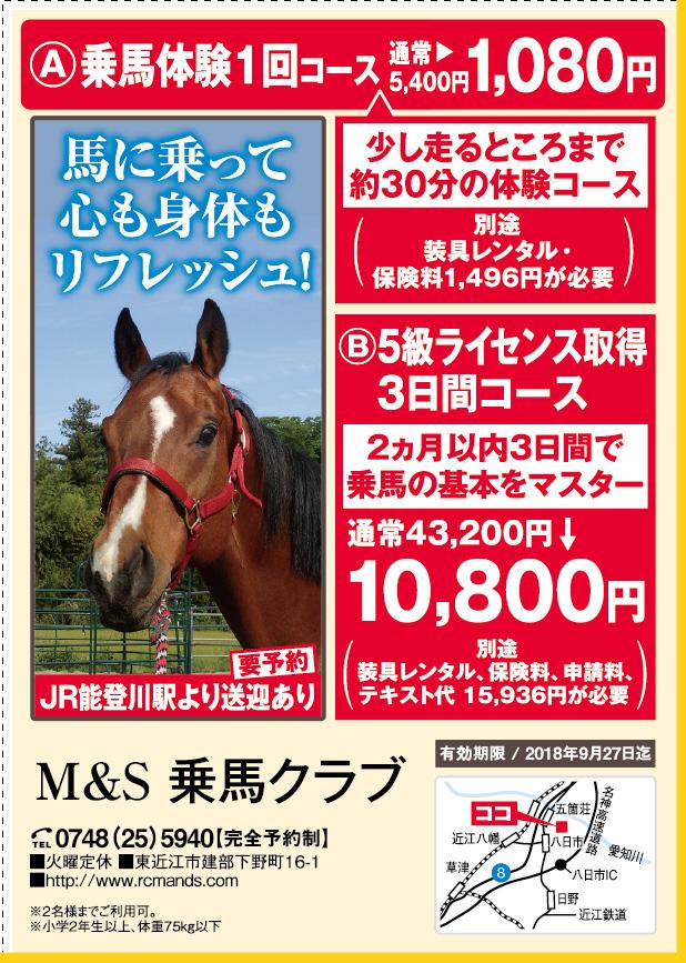 M&S乗馬クラブ