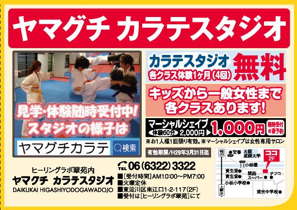 ヤマグチ カラテスタジオ